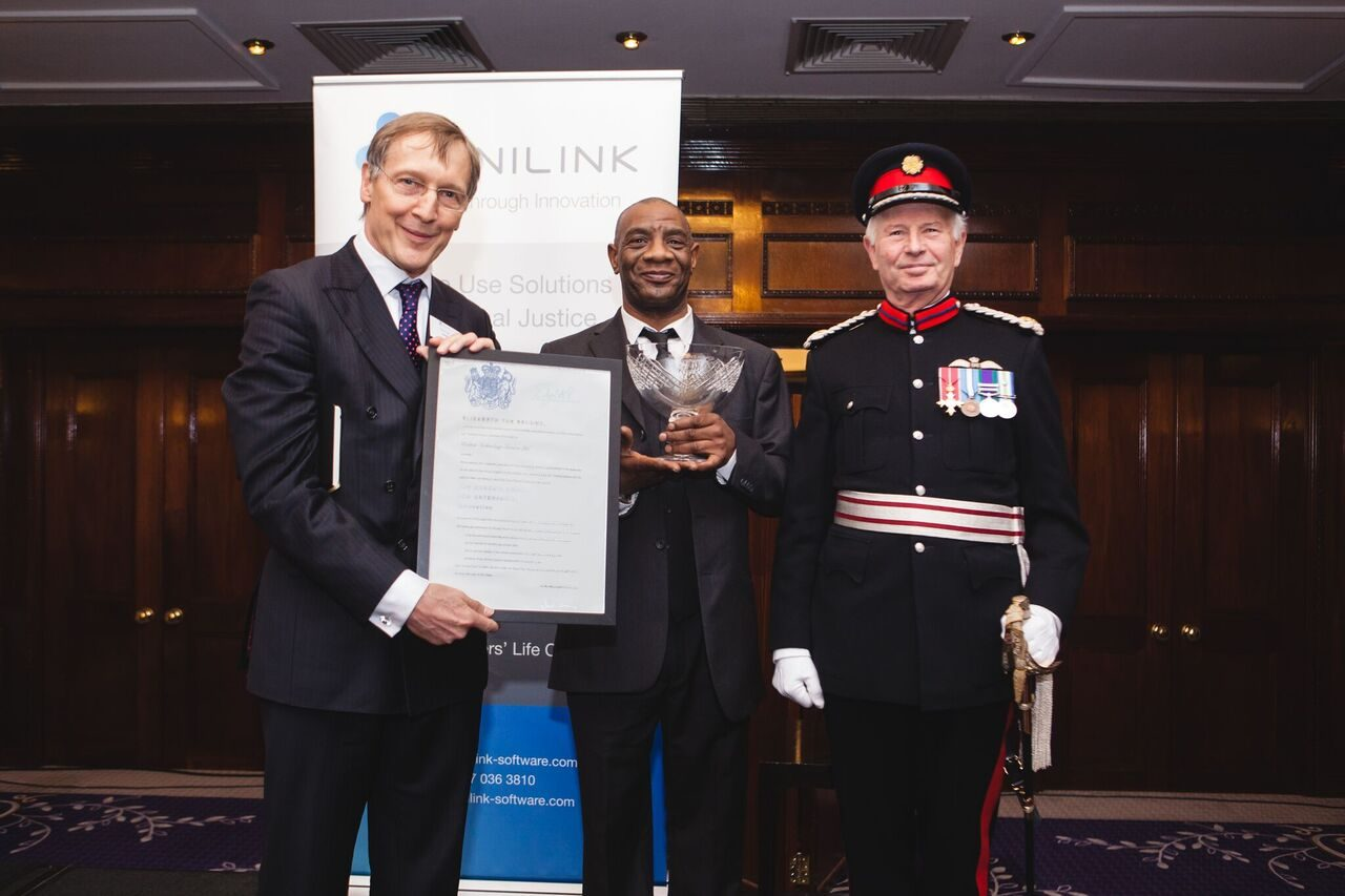 Queen's Award for Enterprise awarded to Unilink Technology Services