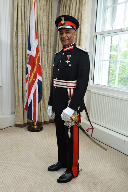Lord-Lieutenant-attire
