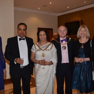Mayor's charity Dinner Dance 1