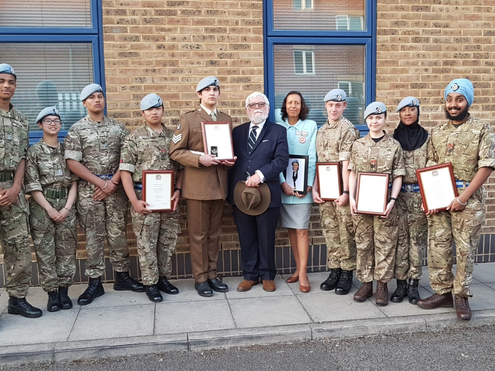 Nine-London-Borough-of-Hounslow-Army-and-Sea-cadets