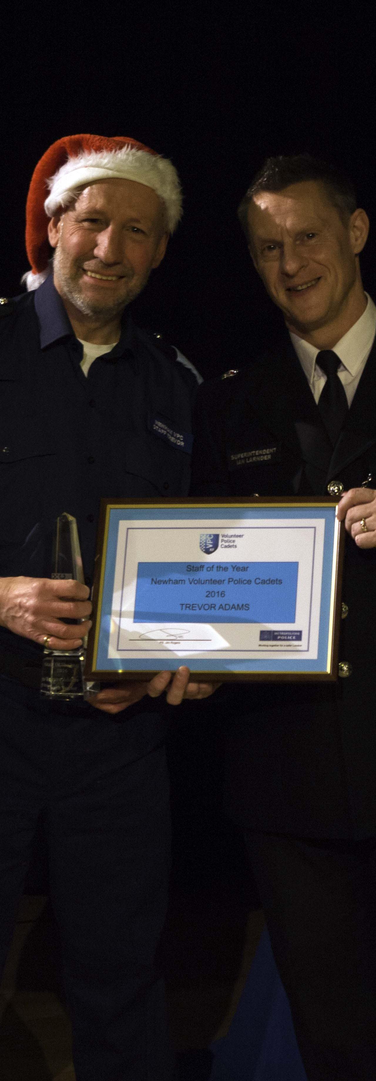 Newham VPC Awards Evening