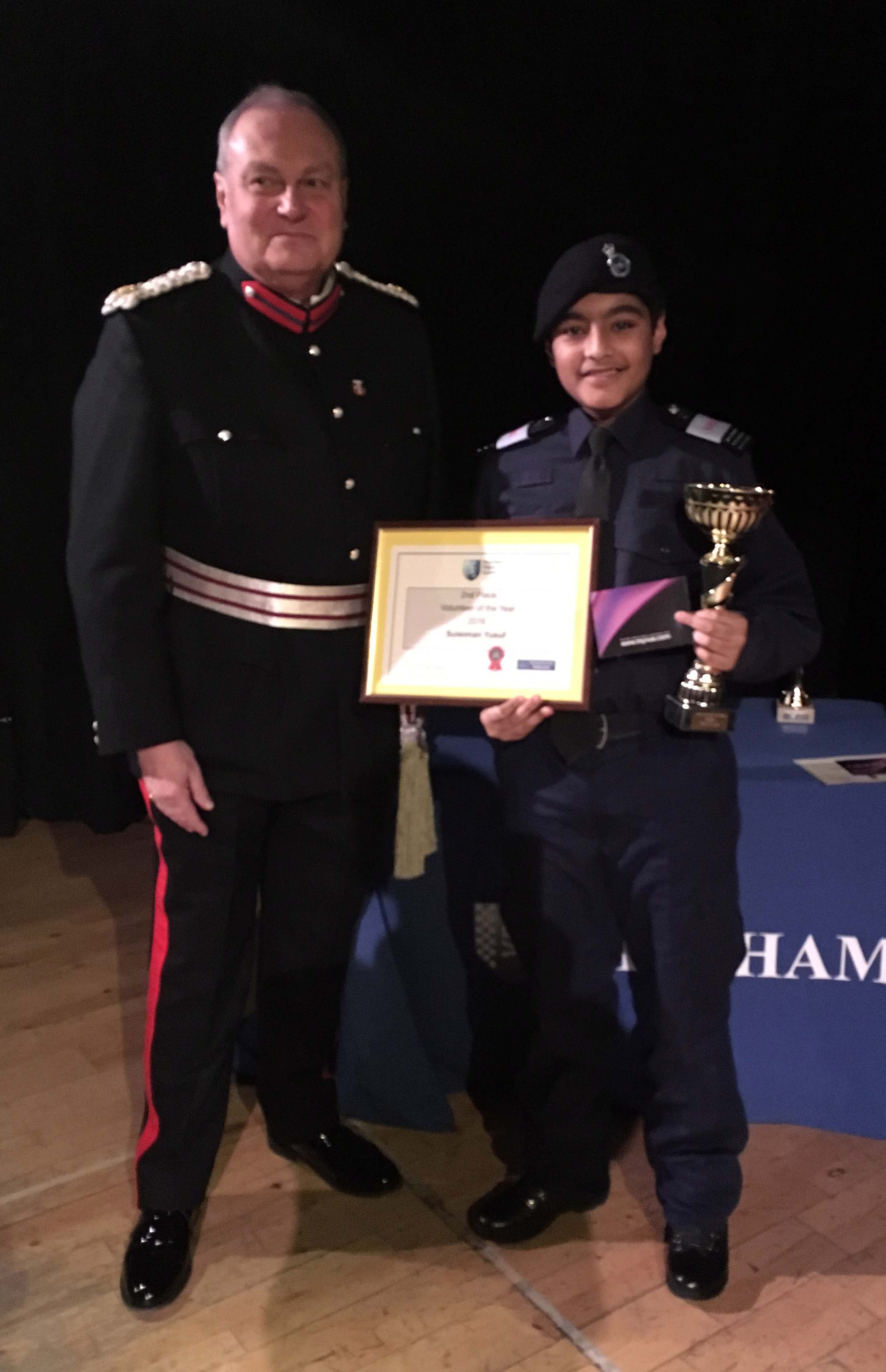Newham VPC Awards Evening