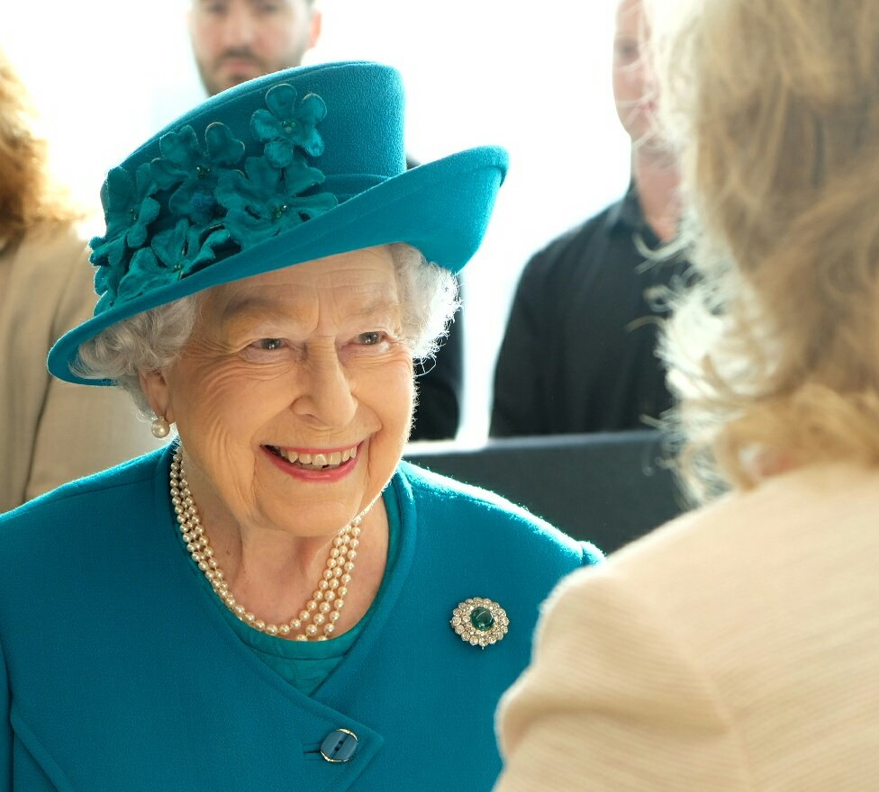 The Queen, accompanied by The Duke of Edinburgh, this morning opened the National Cyber Security Centre and was received by Her Majesty's Lord-Lieutenant of Greater London (Mr Kenneth Olisa)