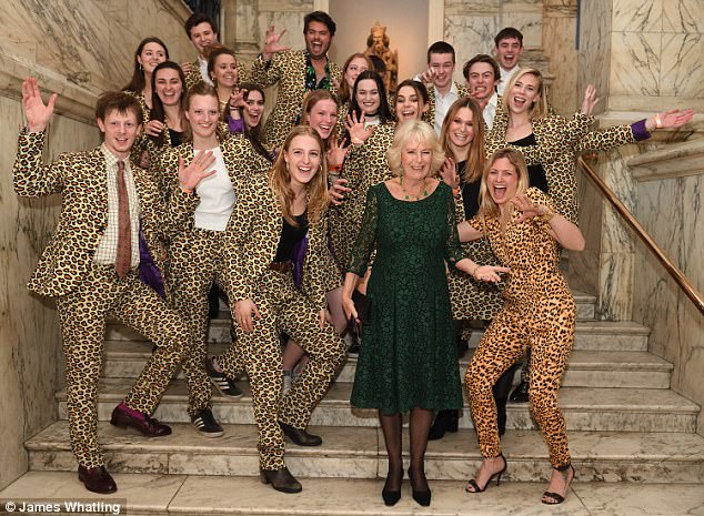 The Duchess of Cornwall, Patron of the Panama Wildlife Conservation, this evening attended the Launch of the Charity