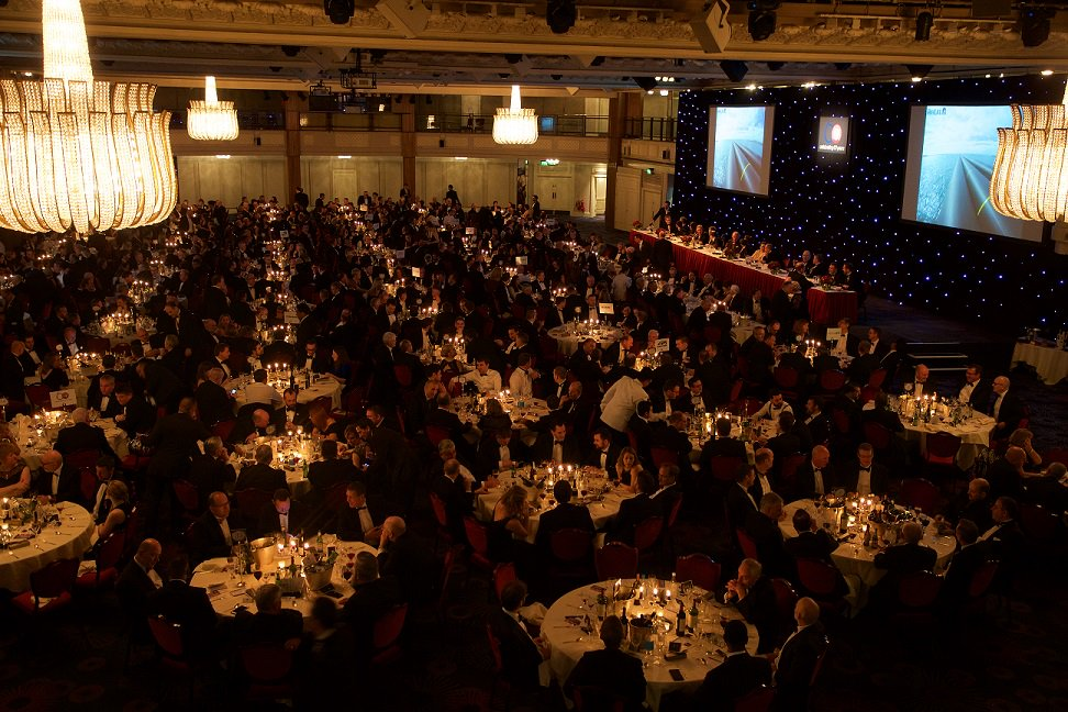 The Princess Royal this evening attended the Pipeline Industries Guild Sixtieth Anniversary Dinner