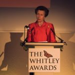 The Princess Royal attended the Annual Awards Ceremony for the Whitley Fund for Nature