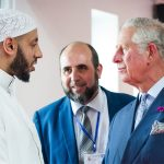 The Prince of Wales visited the Muslim Welfare House