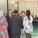 The Prince of Wales visited Grenfell Community Assistance Centre