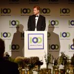Prince Harry and 100 Women in Finance