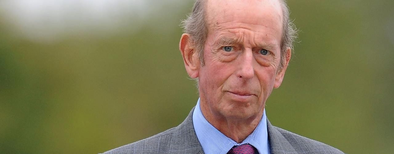 The Duke of Kent Presides at the Degree Presentation Ceremony at King Charles Court