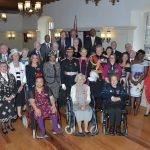 Prince Henry of Wales attends a Reception with the Wounded's Walk of America 2018.