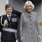 The Duchess of Cornwall visits the Children and Young People's Haven