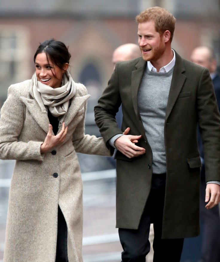 Prince Harry and Meghan Markle visit Brixton
