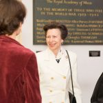 The Duchess of Gloucester visits Royal Academy of Music
