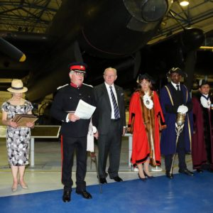 20190704 - Martin to Armed Forces Day 2019 RAF Museum, Hendon1