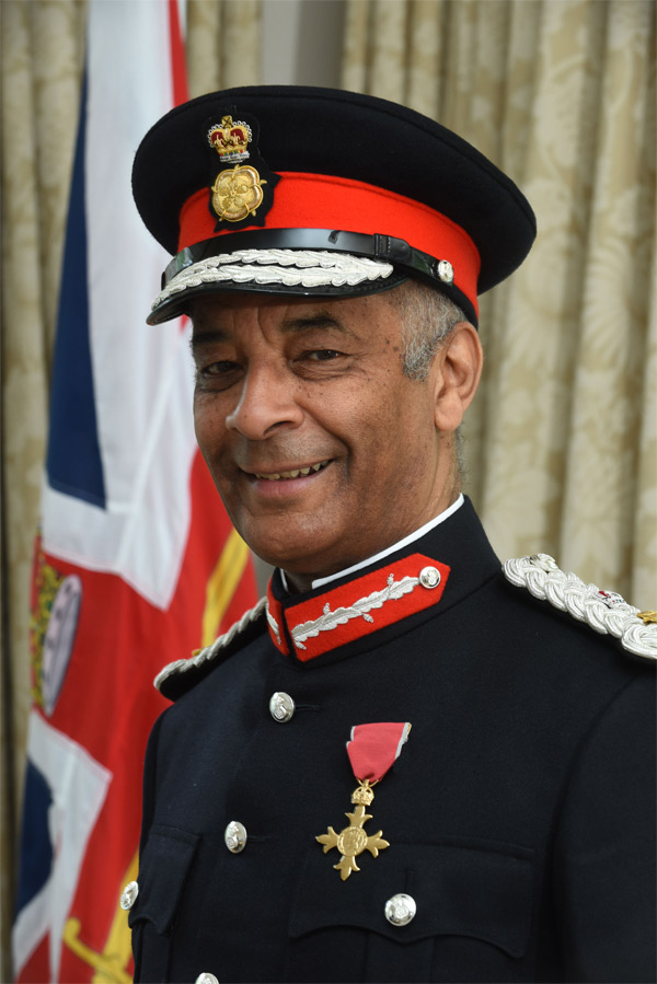 Mr Kenneth Olisa OBE
