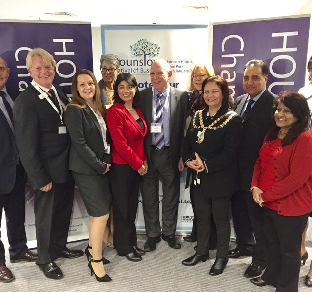 The 2017 Hounslow Festival Of Business