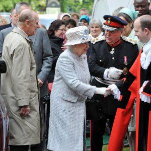 er Majesty's Diamond Jubilee Regional Tour – South London, 15th May 2012