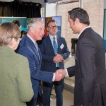 The Prince of Wales and The Duchess of Cornwall visited the Black Cultural Archives and was received by Her Majesty's Lord-Lieutenant of Greater London