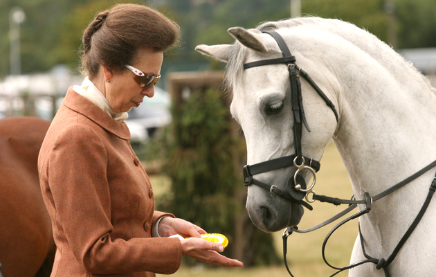 The Princess Royal, President, today attended National Equine Forum, Annual Forum