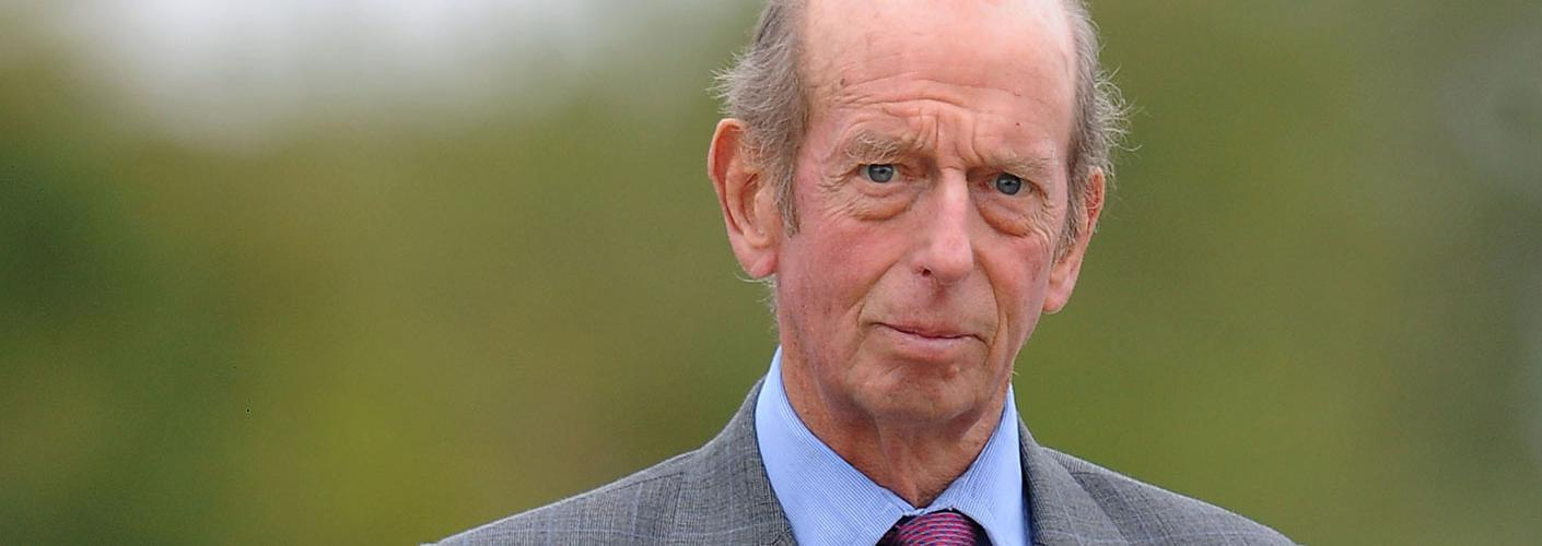 The Duke of Kent opened Moreland Primary School and Children's Centre.