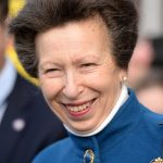 The Princess Royal attends a Reception at the Grange Wellington Hotel