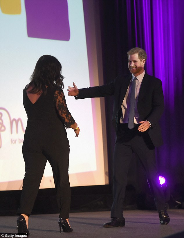Prince Henry of Wales Attends the Mind Media Awards