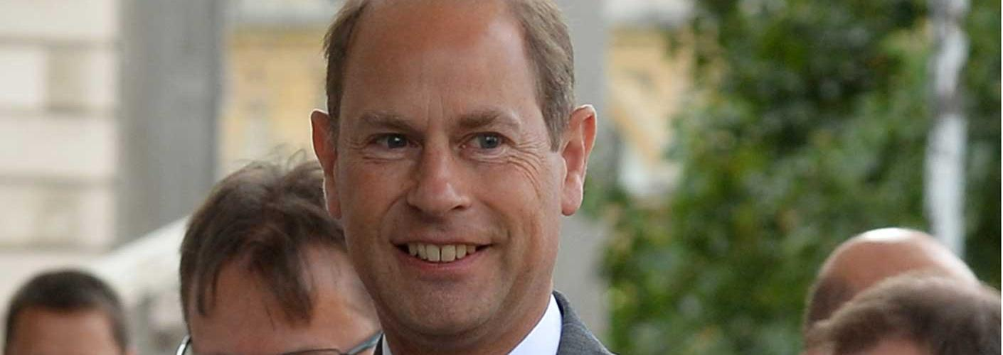 The Earl of Wessex makes visits for The Duke of Edinburgh's Award