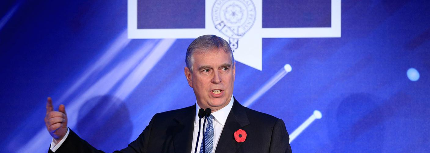 The Duke of York Attends Pitch@Palace