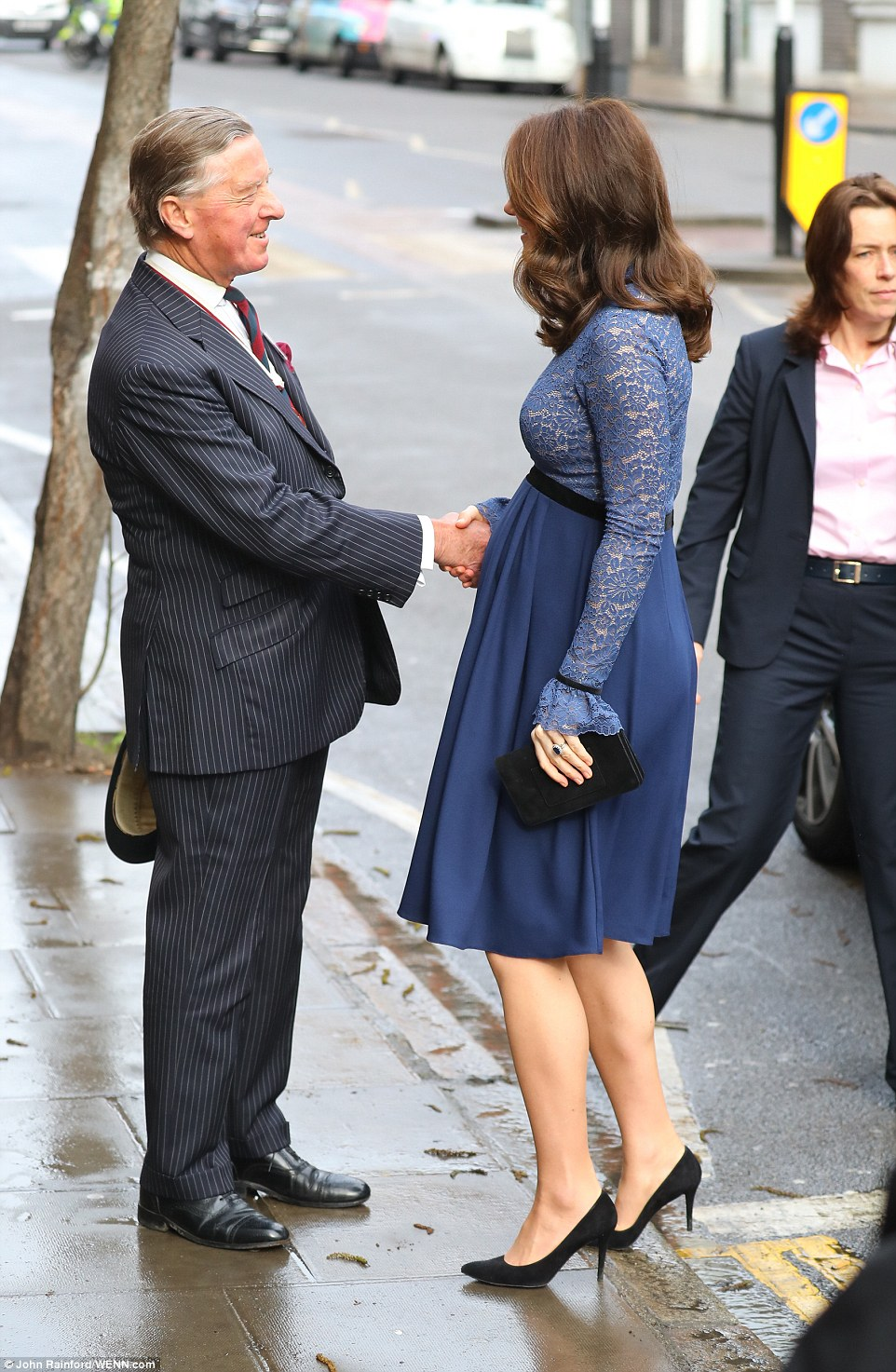 The Duchess of Cambridge officially opens the new Headquarters of Place2Be
