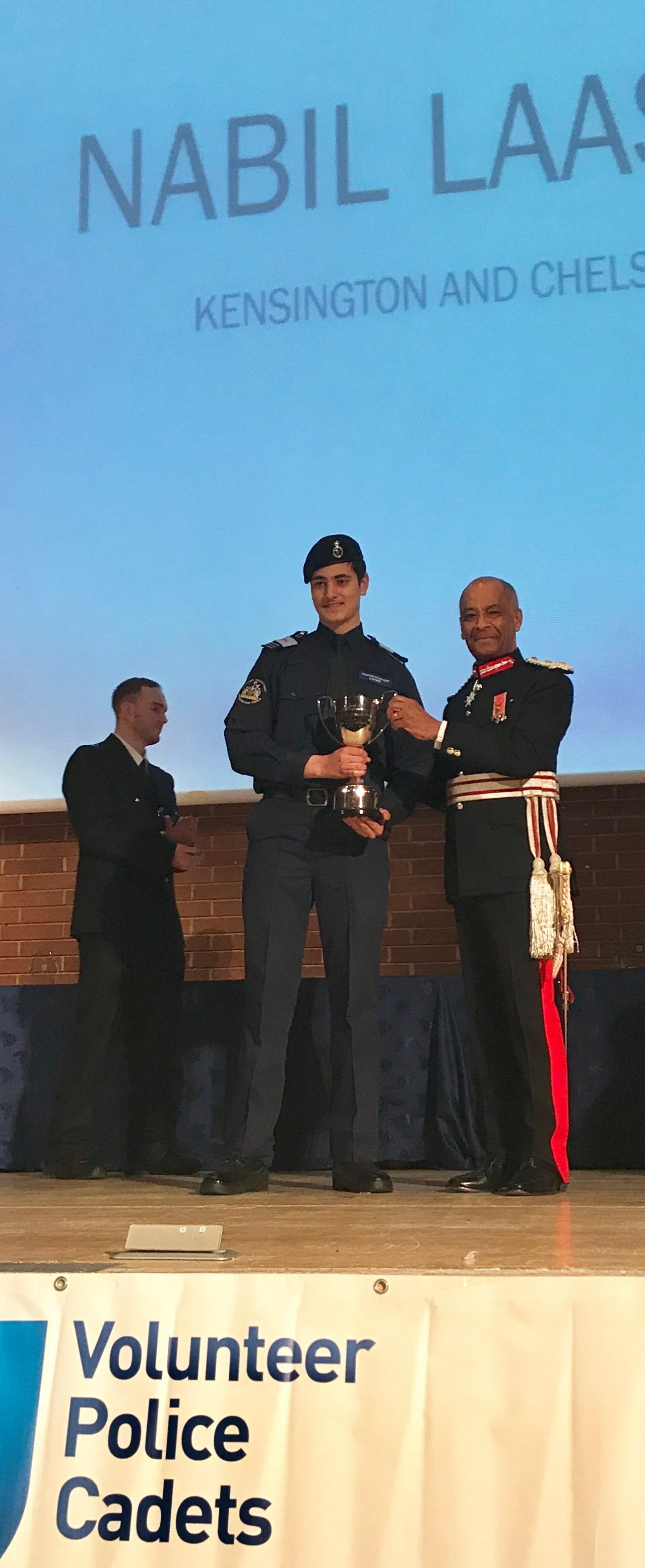 Volunteer Police Cadets Annual Awards Ceremony