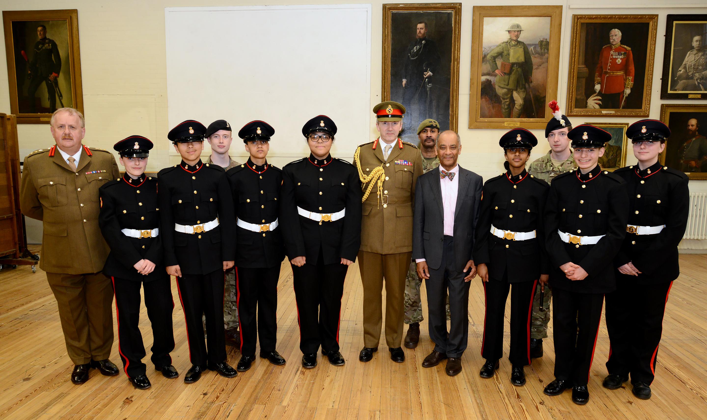Annual Lieutenancy Military Briefing