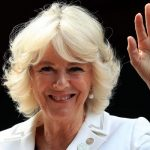 The Duchess of Cornwall attends the live broadcast of BBC Radio 2's Breakfast Show's 500 Words Final