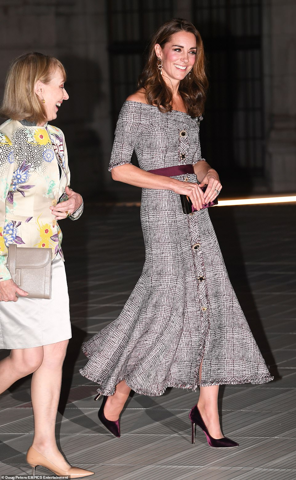 The Duchess of Cambridge opens the new Photography Centre