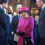 The Queen and the Duke of York visits the Honourable Society of Lincoln's Inn