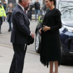 The Duchess of Sussex visits the Royal National Theatre
