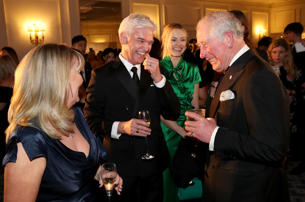 "The Prince of Wales attends the ""Invest in Futures"" Reception"