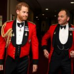 The Duke of Sussex attends a Military Mental Health Conference