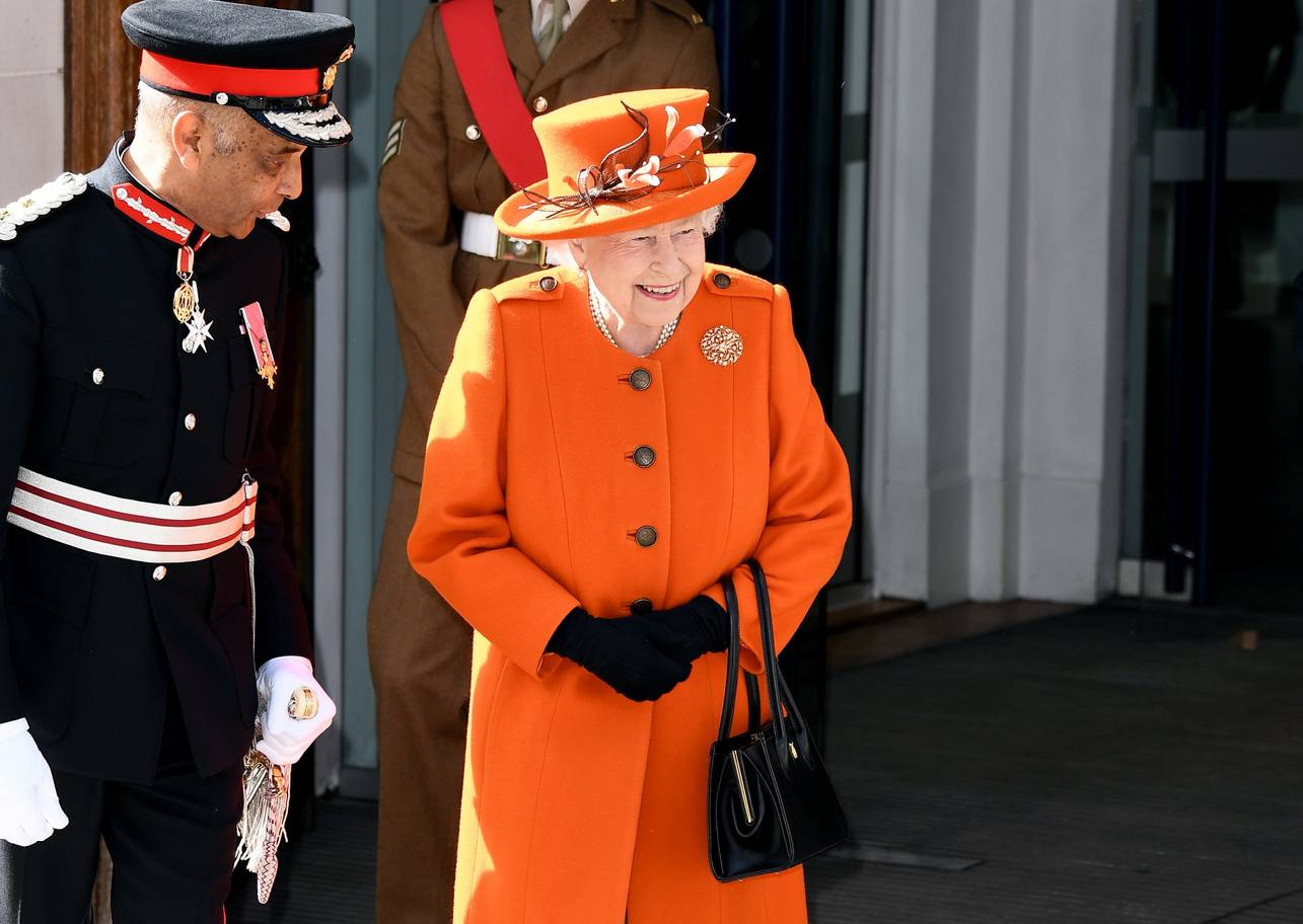 The Queen opened the Smith Centre at the Science Museum