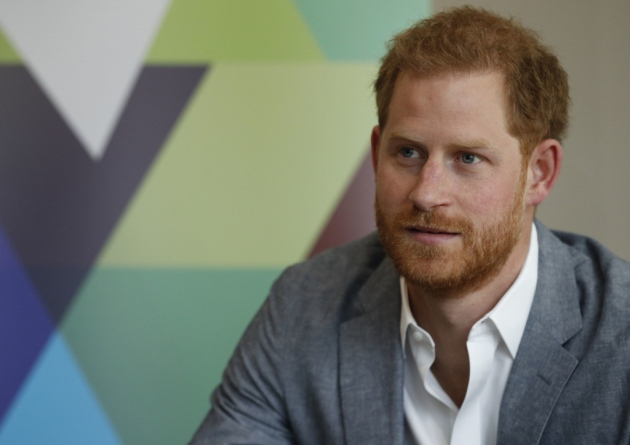 The Duke of Sussex visits OnSide Youth Zone