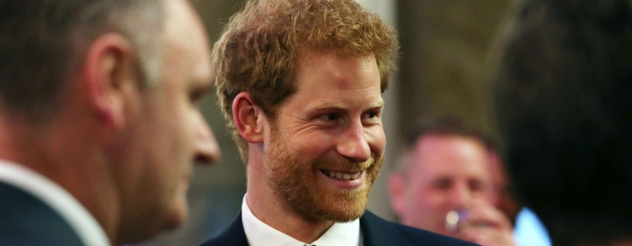 The Duke of Sussex attends The Royal Foundation event