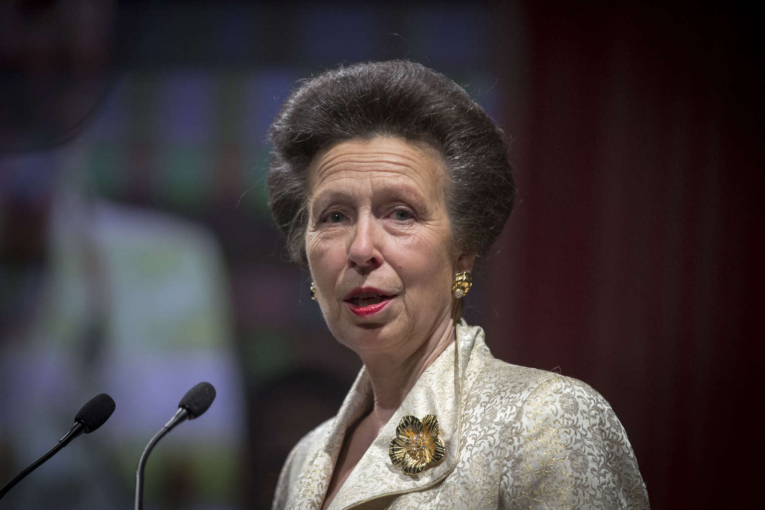 Princess Royal attends Save the Children UK's Centenary Dinner at Roundhouse