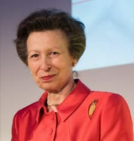 Princess Royal attends Gala Dinner at the Old Royal Naval College