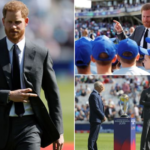 Duke of Sussex opens the Cricket World Cup