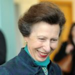HRH The Princess Royal attends Reception at Clarksons