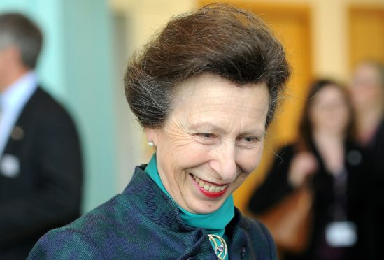 HRH The Princess Royal attends Discussion on Adult Literacy and Numeracy