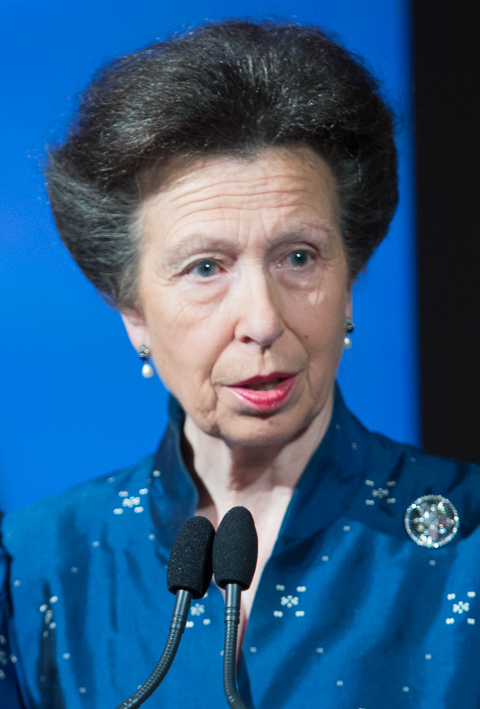 HRH The Princess Royal attends Luncheon at the Smeatonian Society of Civil Engineers