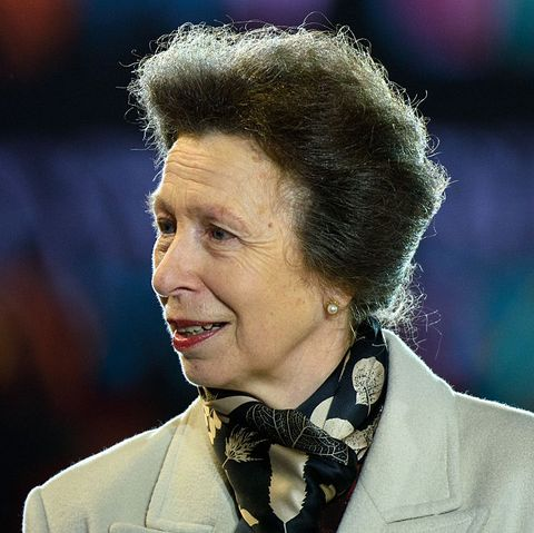 The Princess Royal attends an Art for Youth London Reception at the Mall Galleries