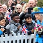 The Queen opens the Centenary Development at Haig Housing Trust