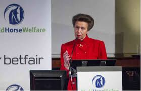 The Princess Royal this morning attended the World Horse Welfare Annual Conference